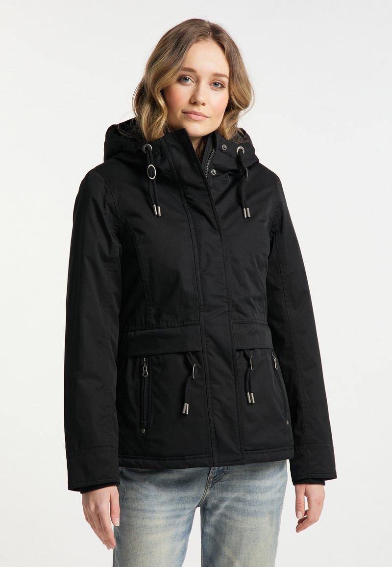 DreiMaster - Winter jacket - schwarz