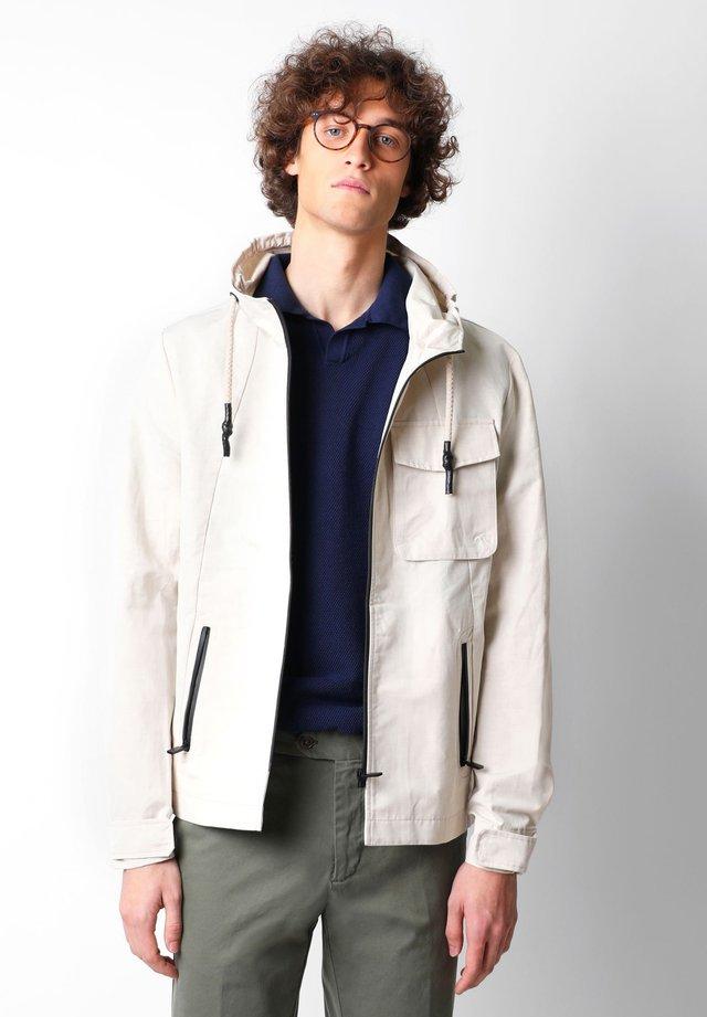 BEN - Bomber Jacket - beige