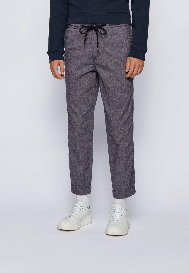 SABRIL - Pantalon de survêtement - dark blue