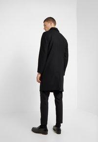 Bruuns Bazaar - ASLAN COAT - Classic coat - black - 2