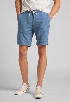 Denim shorts - rinse