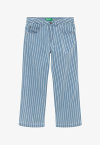 Benetton - Straight leg jeans - light-blue denim - 2