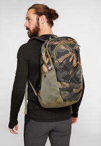 The North Face - RODEY - Rucksack - burnt olive - 1