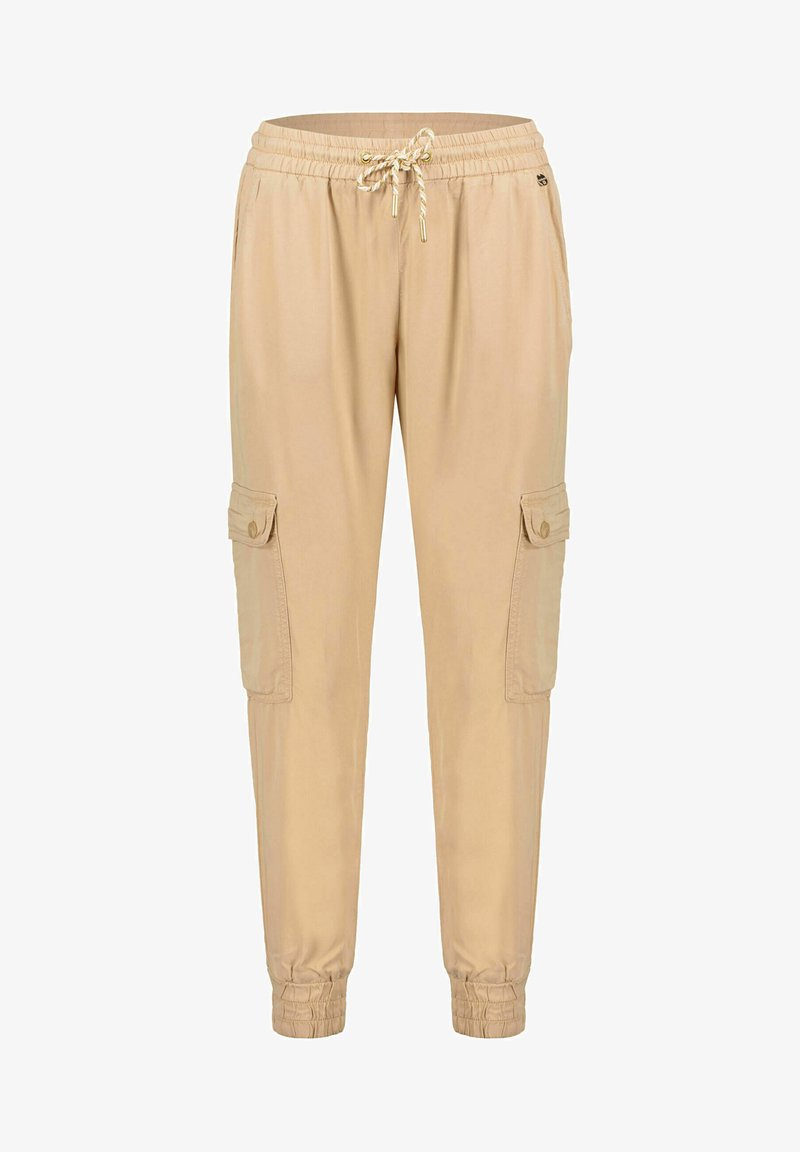 Rich & Royal - Cargo trousers - sand