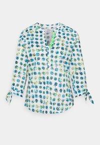 Emily van den Bergh - Long sleeved top - blue/green - 0