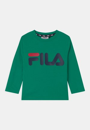 NICK BASIC LONGSLEEVE UNISEX - T-shirt à manches longues - green
