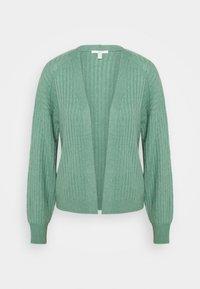 edc by Esprit - CREW CARDI - Cardigan - dusty green - 0