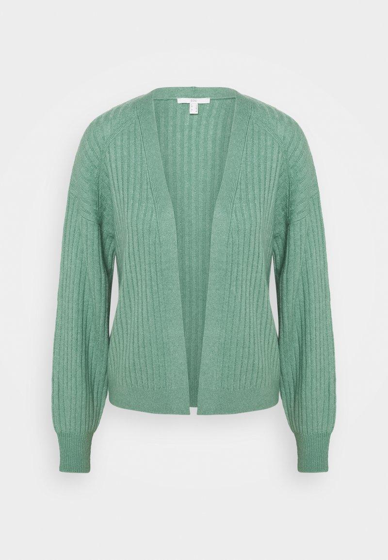 edc by Esprit - CREW CARDI - Cardigan - dusty green