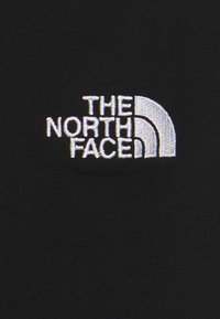 The North Face - CROP TEE - T-shirt con stampa - black - 11