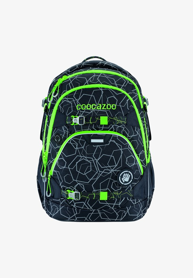 SCALERALE - School bag - laserreflect solar-green