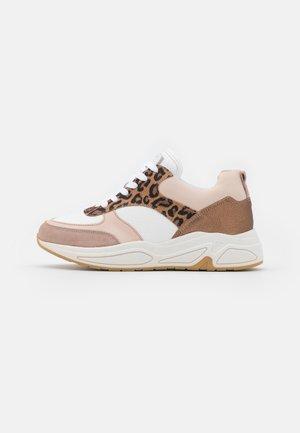 BULLBOXER  - Sneakers laag - pink pkpk