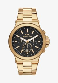 Michael Kors - DYLAN - Chronograph watch - gold-coloured - 1