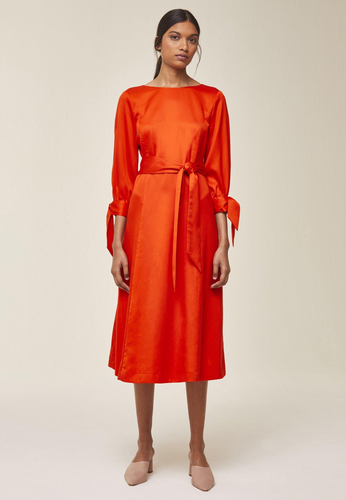 Mujer MIT SCHLEIFENDETAIL - Vestido informal