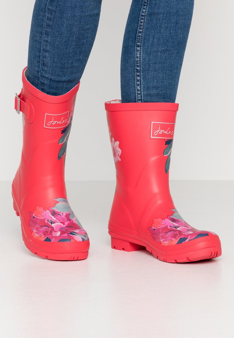 Tom Joule - WELLY - Holínky - red