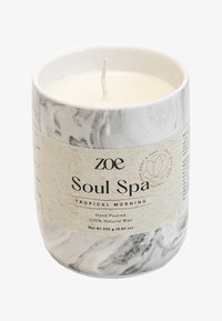 Zoe Leggings - SOUL SPA TROPICAL MORNING - Scented candle - grey - 0