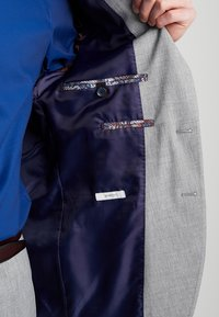 Bugatti - SUIT REGULAR FIT - Suit - light grey - 10