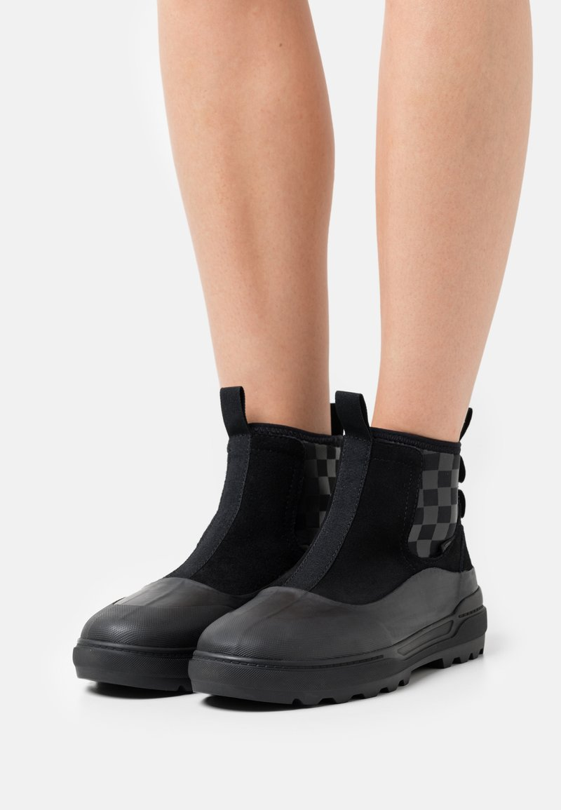 Vans - COLFAX  - Ankle boots - black