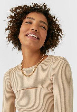 MIT KETTE  - Necklace - gold