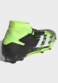 adidas Performance - PREDATOR MUTATOR 20.1 FOOTBALL BOOTS FIRM GROUND UNISEX - Moulded stud football boots - siggnr/ftwwht/cblack - 3
