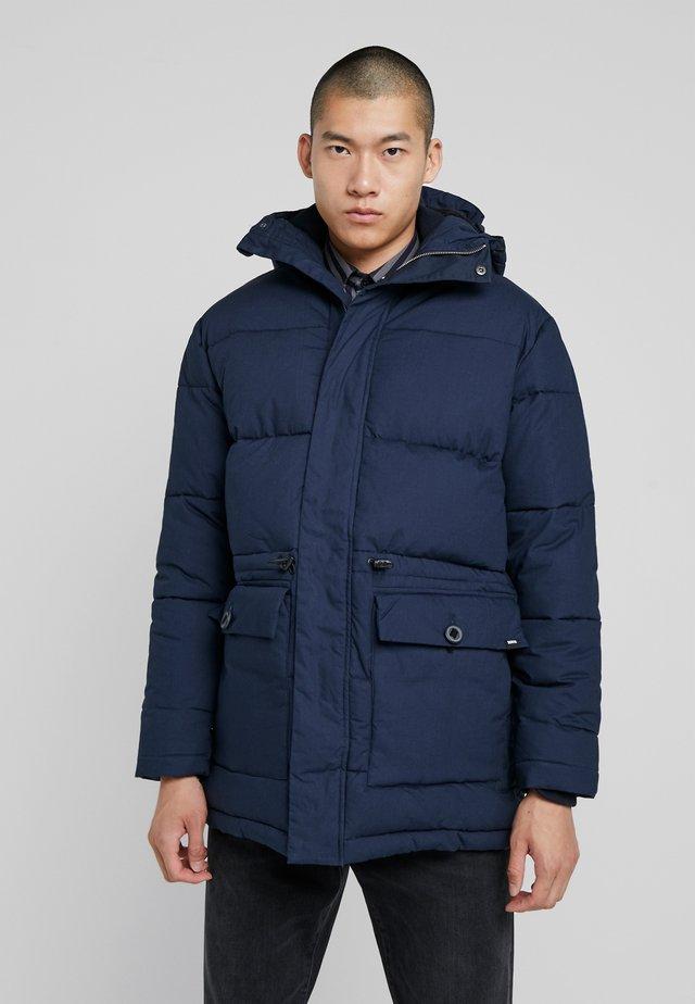 Winter coat - dress blue