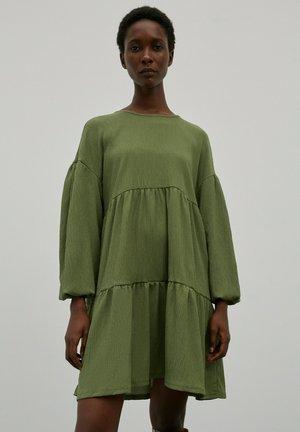 Day dress - oliv