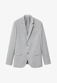 Mango - Blazer jacket - mittelgrau - 6