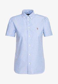 Polo Ralph Lauren - OXFORD - Button-down blouse - blue hyacinth - 4
