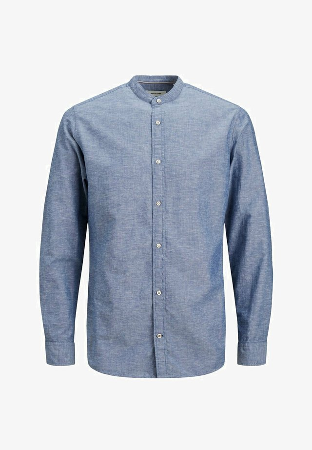 Shirt - faded denim
