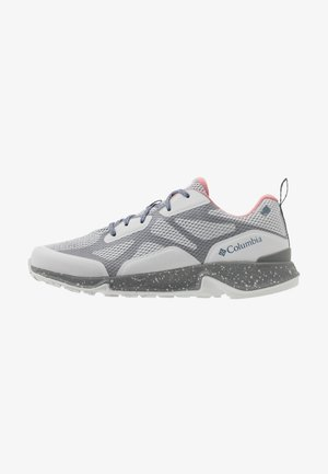 VITESSE OUTDRY - Hiking shoes - grey ice/canyon rose