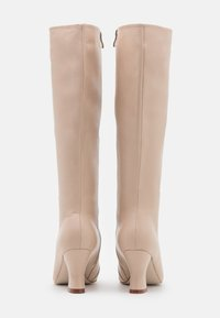 RAID Wide Fit - WIDE FIT JACEY - Vysoká obuv - nude - 3