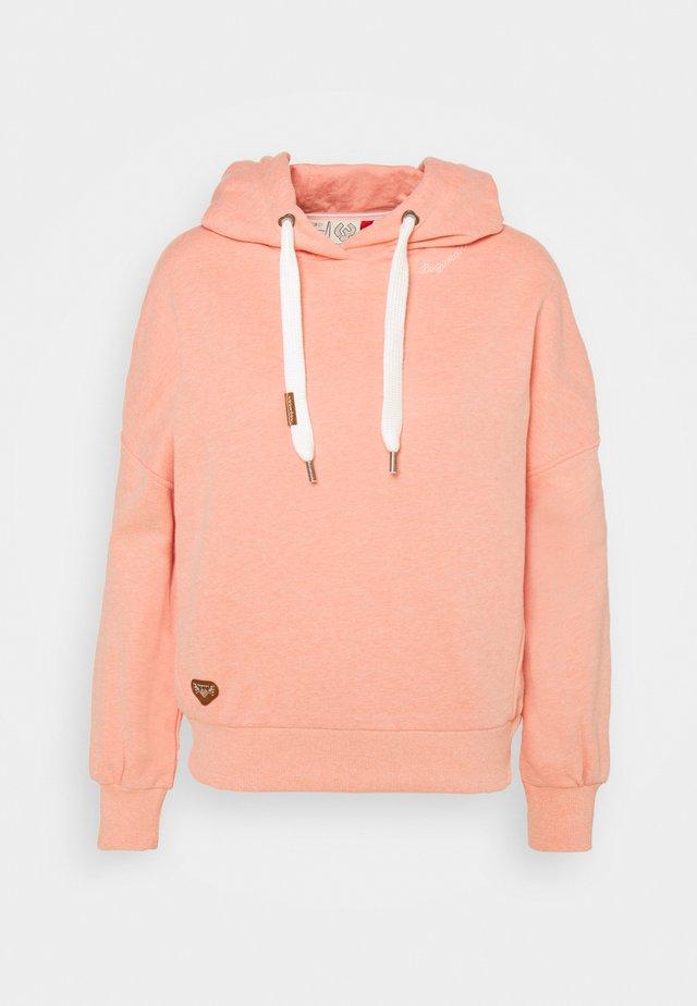 HODBY - Sweatshirt - coral