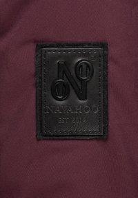 Navahoo - LETIZIAA - Winter coat - burgundy - 4