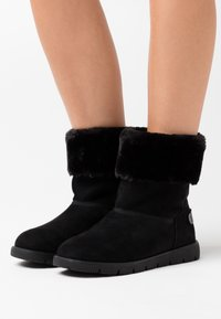 TOM TAILOR - Classic ankle boots - black - 0