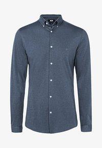 WE Fashion - SLIM FIT - Camicia - dark blue - 5