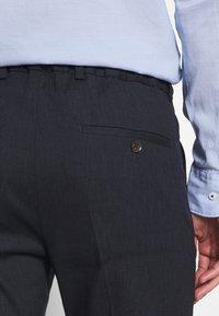 Esprit Collection - MATTE MIX - Oblek - dark blue - 6