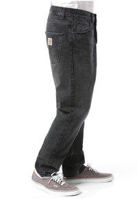 Carhartt WIP - Straight leg jeans - black - 3