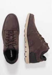 Timberland - BRADSTREET MOLDED - High-top trainers - dark brown - 1
