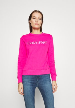 CORE LOGO - Sweater - fuchsia purple