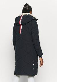 Luhta - EEVALA - Winter coat - dark blue - 3