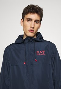 EA7 Emporio Armani - GIUBBOTTO - Training jacket - navy blue - 3