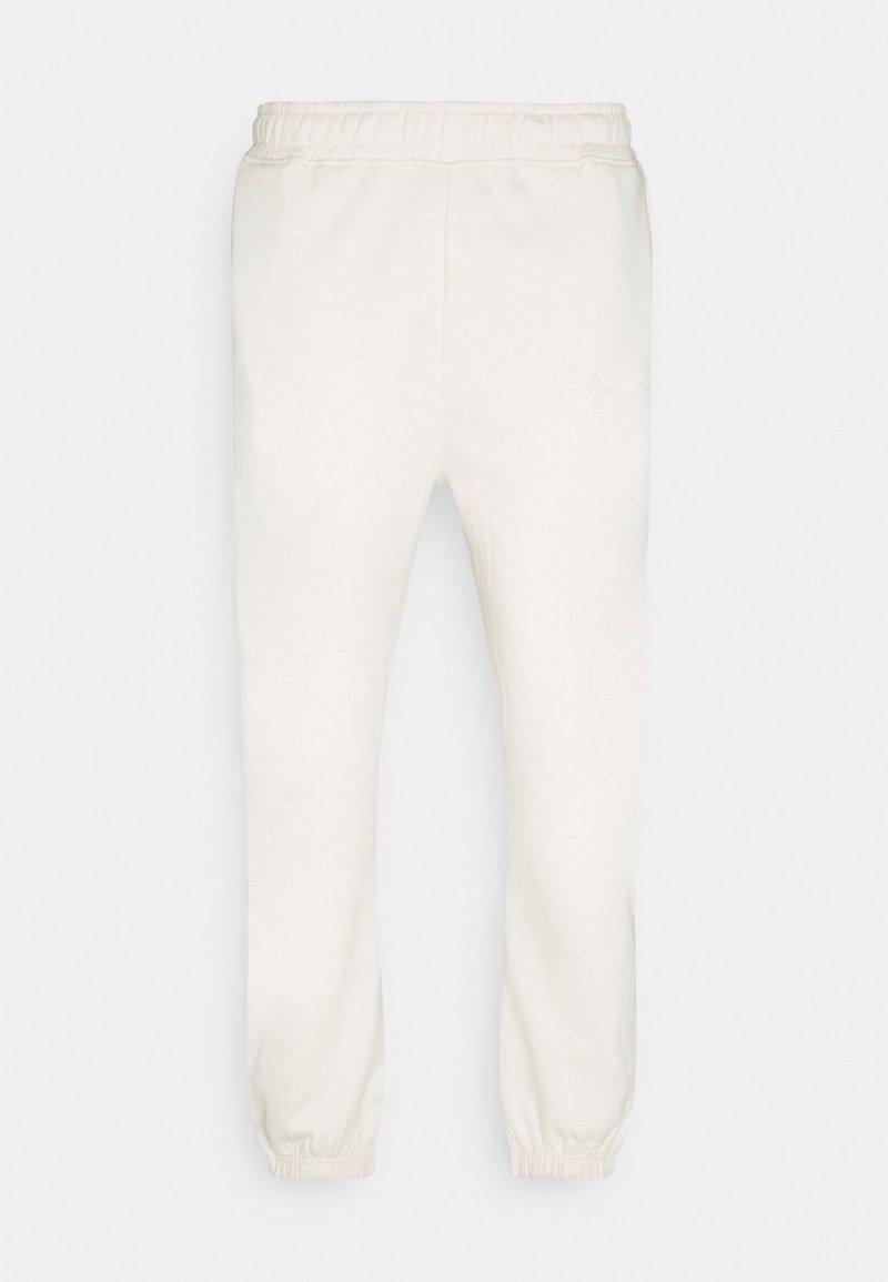 Mennace - ESSENTIAL UNISEX - Pantaloni sportivi - sand