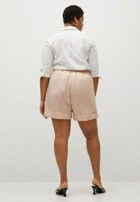 Violeta by Mango - COTILI8 - Shorts - pastel pink - 2