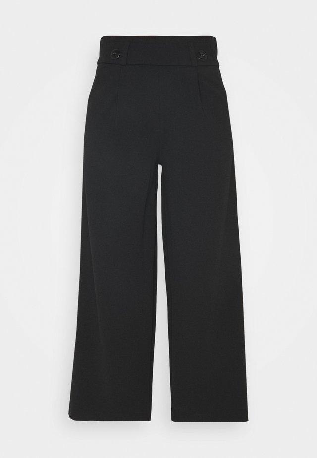 JDYGEGGO NEW ANCLE PANTS - Pantalon classique - black