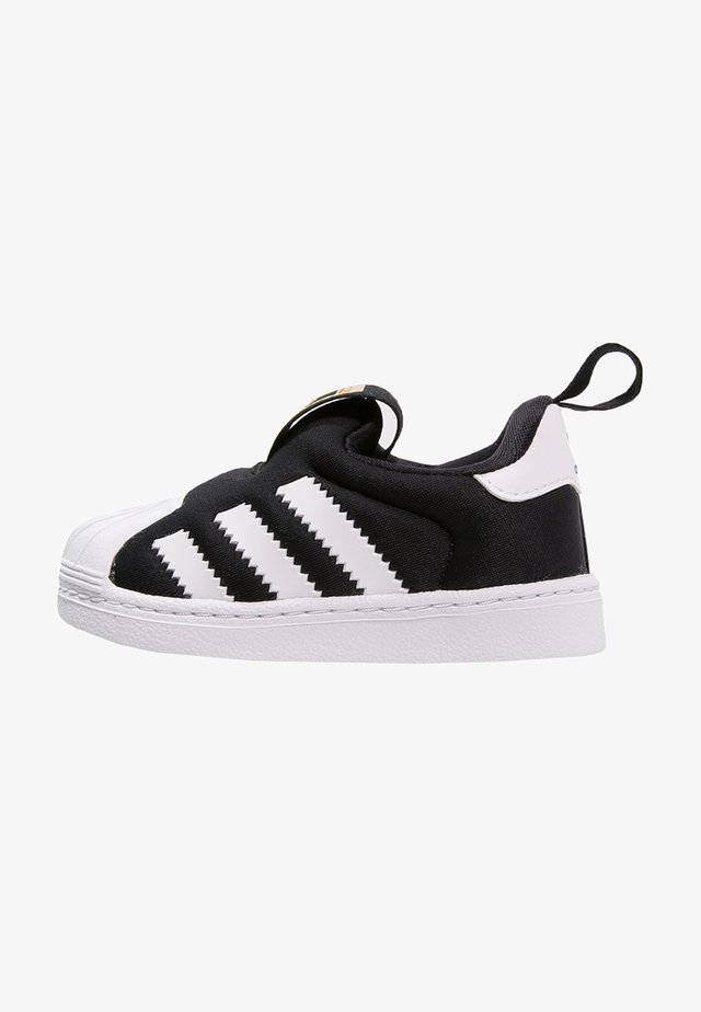 SUPERSTAR 360  - Slipper - core black/white