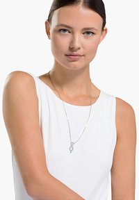 Swarovski - Necklace - silber - 0