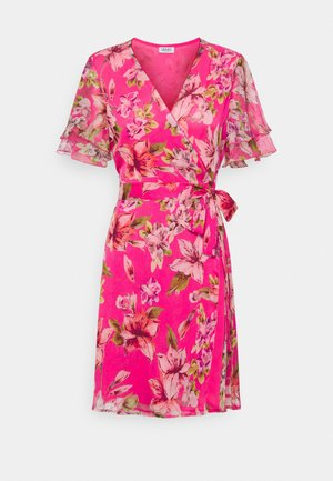 ABITO CORTO MANHATTAN - Day dress - fuxia pacific