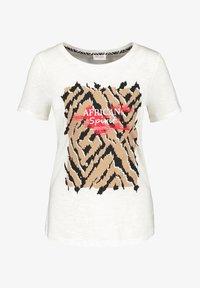 Gerry Weber - Print T-shirt - shell - 2