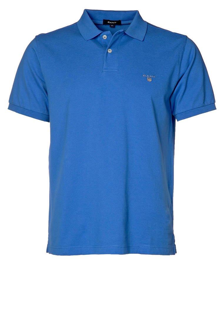 GANT - THE ORIGINAL RUGGER - Polo - azur blue