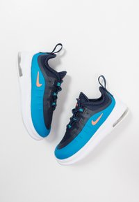 Nike Sportswear - AIR MAX AXIS - Instappers - midnight navy/hyper crimson/laser blue - 6
