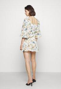 Bec & Bridge - FLEURETTE MINI DRESS - Day dress - floral print - 2